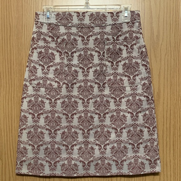 Anthropologie Dresses & Skirts - Moulinette Soeurs Brocade skirt